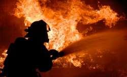 Delhi: Fire at hotel in Karol Bagh