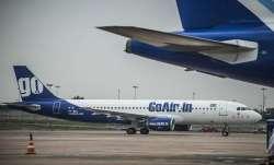 GoAir Ahmedabad-Bengaluru flight engine catches fire, all passengers safe