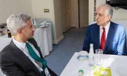 Jaishankar meets US peace envoy for Afghanistan, Saudi counterpart in Munich