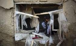 Ten injured as blast rocks Kabul city