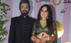Vindu Dara Singh, Kavita Kaushik and others attend newlywed