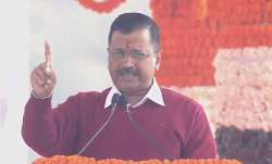 Arvind Kejriwal electrifies Ramlila Maidan with 'Hum Honge Kamyab' at his swearing-in