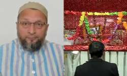 Owaisi, Lord Shiva temple, Kashi Mahakal express, Preamble, Constitution, PMO