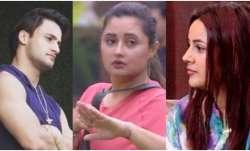 Bigg Boss 13 Valentine's Day Live Updates: A look at Rashami, Shehnaaz, Paras and Asim's journey in