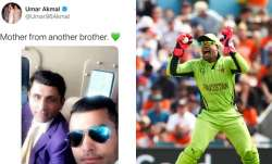 Umar Akmal becomes meme fest on Twitter after allegedly posting 'mother from another brother'