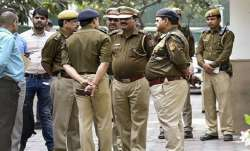 Security beefed up outside RSS headquarters in Jaipur
