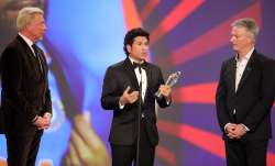 My journey started in 1983 when I was 10 years old: Tendulkar after winning Laureus award