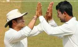 You made my last Test special: Tendulkar congratulates Pragyan Ojha on retirement