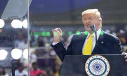 Donald Trump tweeted in Hindi with grammatical mistake