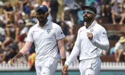 Virat Kohli with Jasprit Bumrah