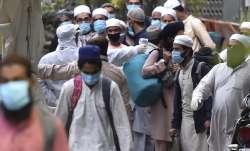 Delhi: COVID-19 patient from Nizamuddin markaz tried to