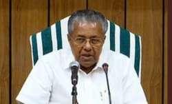 A file photo of Kerala CM Pinarayi Vijayan