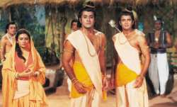 Ramayan, lockdown, doordarshan