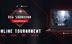 asus, asus rog, asus rog laptops, asus rog games, gaming tournaments, ROG Showdown, eGaming Tourname