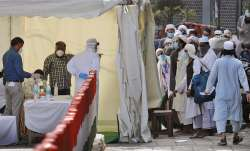 tablighi jamaat cases in india, tablighi jamaat coronavirus, tablighi jamaat coronavirus cases in in
