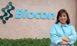 A file photo of Kiran Mazumdar Shaw, the Executive