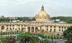 A file photo of Uttar Pradesh assembly building in Lucknow