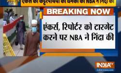 NBA condemns threats to media over Tablighi Jamaat news