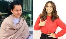Bhumi Pednekar is super elated as Kangana Ranaut praises and calls her 'original actress'