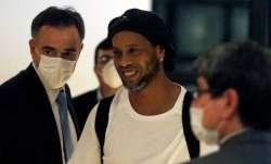 Brazil legend Ronaldinho set for release after plea deal