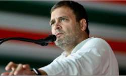 Lifesaving drugs should be made available to Indians first: Rahul Gandhi