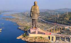 The memorial to Sardar Patel, at 182 metres, is the world's