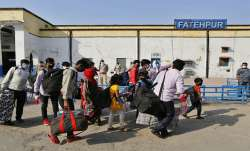 Uttar Pradesh, coronavirus, eastern UP, lockdown, migrants