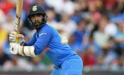 Indian wicketkeeper-batsman Dinesh Karthi