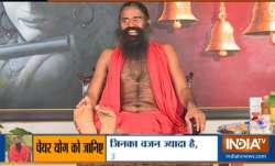 Swami Ramdev shares 'Chair Yoga' for joint pain