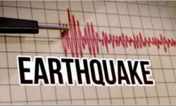 4.6-magnitude earthquake jolts Mizoram