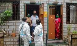 Agra: Door-to-door COVID-19 screening begins as cases cross 1,000