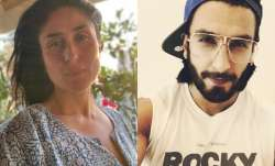 Kareena Kapoor Khan asks Ranveer Singh to try 'kaftan'