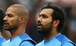 Tamim Iqbal was left amazed: Rohit Sharma recalls incident when Shikhar Dhawan started singing durin