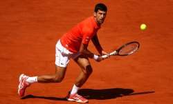 Novak Djokovic had won the 2019 Madrid Open title