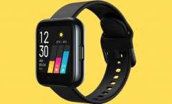 realme, realme watch, realme smartwatch, realme watch launch in india, realme watch india launch, re