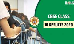 CBSE Class 10 Result 2020: Direct Link