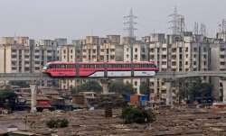 Dharavi in Mumbai/FILE