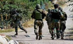 Militant killed in encounter with security forces in J&K's Kulgam