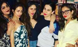 Kareena Kapoor, Malaika Arora share throwback photo, say 'Bffs that pout together stay forever'