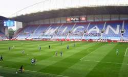 Wigan Athletic reported losses of 9.2 million pounds ($11