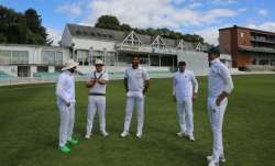 The Test series will begin on August 5