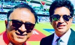 Sachin Tendulkar leads cricket fraternity to wish 'Little Master' Sunil Gavaskar on 71st birthday