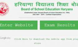 Haryana School Board declares Class 10 exam results; overall pass percentage is 64.59