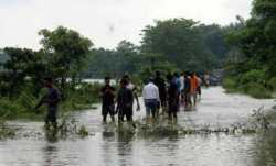 Flood-like situation in several Bihar districts, Koshi, Kamla, Baghmati flows above danger mark (Rep