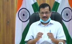 Delhi CM Kejriwal inaugurates first plasma bank amid COVID-19 situation