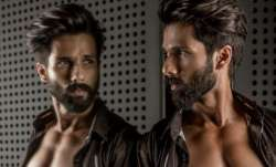Shahid Kapoor's drool-worthy photos will leave you asking