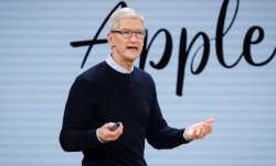 Apple CEO Tim Cook becomes a billionaire for the first time