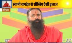 Jadi Buti Diwas: Swami Ramdev shares Ayurvedic cures to get rid of diseases