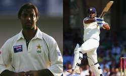 Shoaib Akhtar recalls incident when he intentionally bowled a beamer to MS Dhoni
