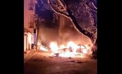 Massive violence in Bengaluru over communal social media